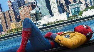 Человек-паук: Возвращение домой (2017) Русский тре...