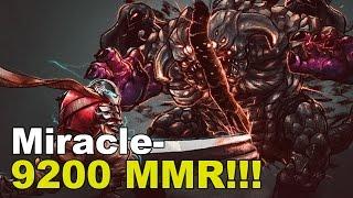 Скачать Miracle 9200 MMR Sven Dota 2