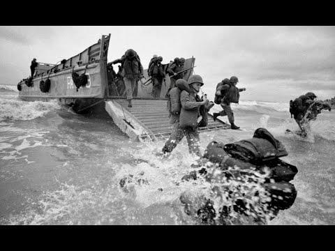 Поворотный день Войны во Вьетнаме | Ввод войск США, 8 марта 1965.