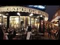 Café De Flore Famous Hot Chocolate Chocolat Spécial Flore In 4K mp3