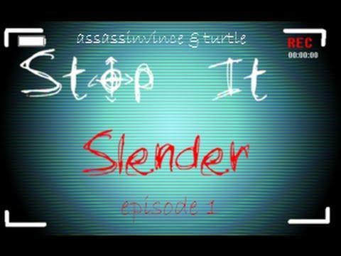 Gmod Stop It Slender Ft. Turtle Episode 1: Gimmeh a Hug (Of Death)