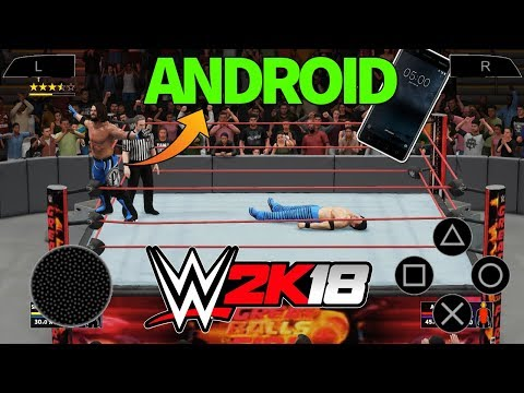 Wwe 2k15 apk app download | WWE 2K15 APK For Android obb+