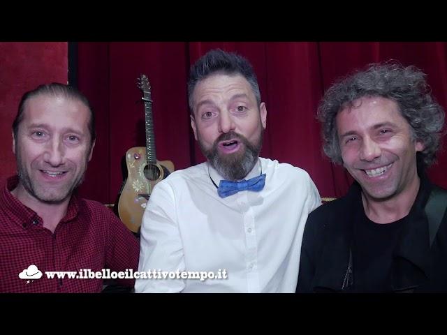 Basta poco -  Marco Passiglia - Teatro Marconi