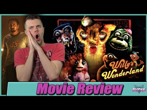 Movie Review  Willy's Wonderland (2021)