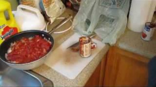 Cooking With Yan - Spicy Chicken Marinara Pt 2