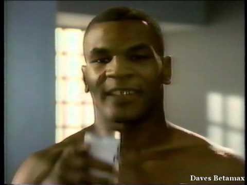 Diet Pepsi Commercial 1988 Mike Tyson