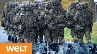 Bundeswehr zurück nach Deutschland: Plötzlich ist Landesverteidigung wieder unheimlich wichtig