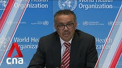 """""""Please don't politicise this"""": WHO chief defends handling of COVID-19 pandemic after US criticism"""