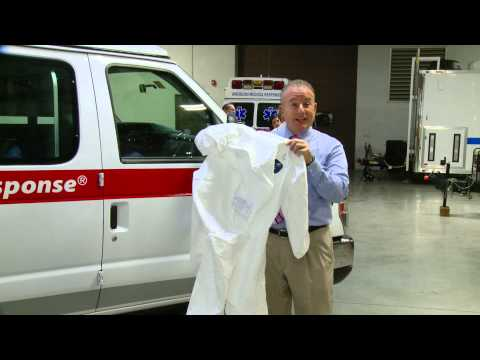 AMR Crew Transports Patient with Ebola-like Symptoms