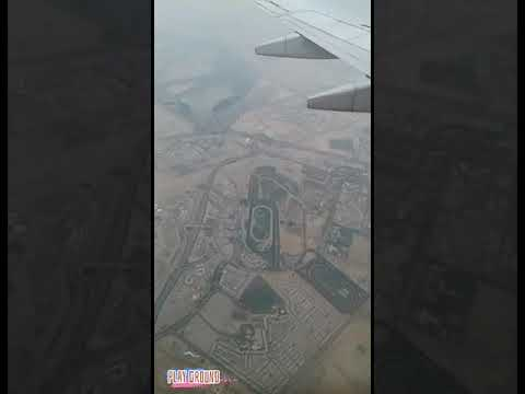#Dubai #Burjkhalifa          Through the top of Dubai   ( ദുബായുടെ മുകളിലൂടെ )