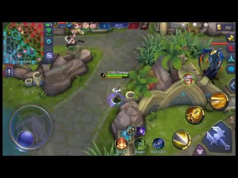 EG squad | Fanny Gameplay | [Mobile Legends]