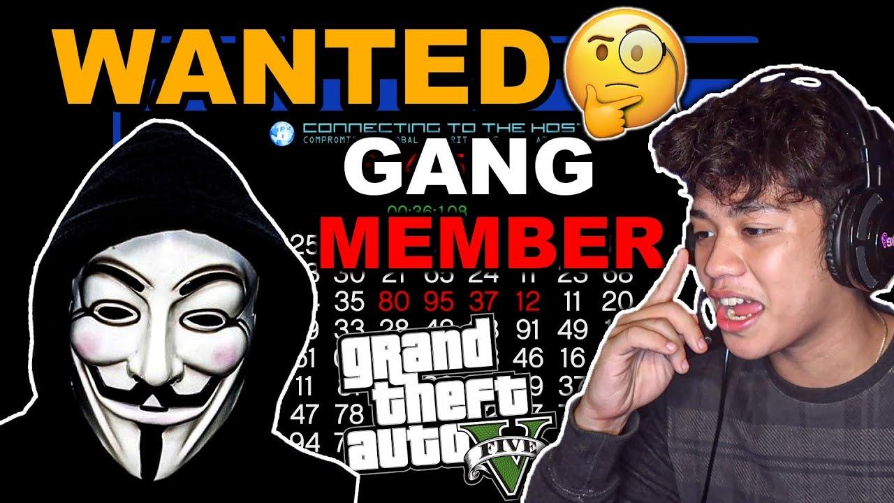 Hiring GANG MEMBER sa GTA 5 ONLINE!! (Professional Hacker)