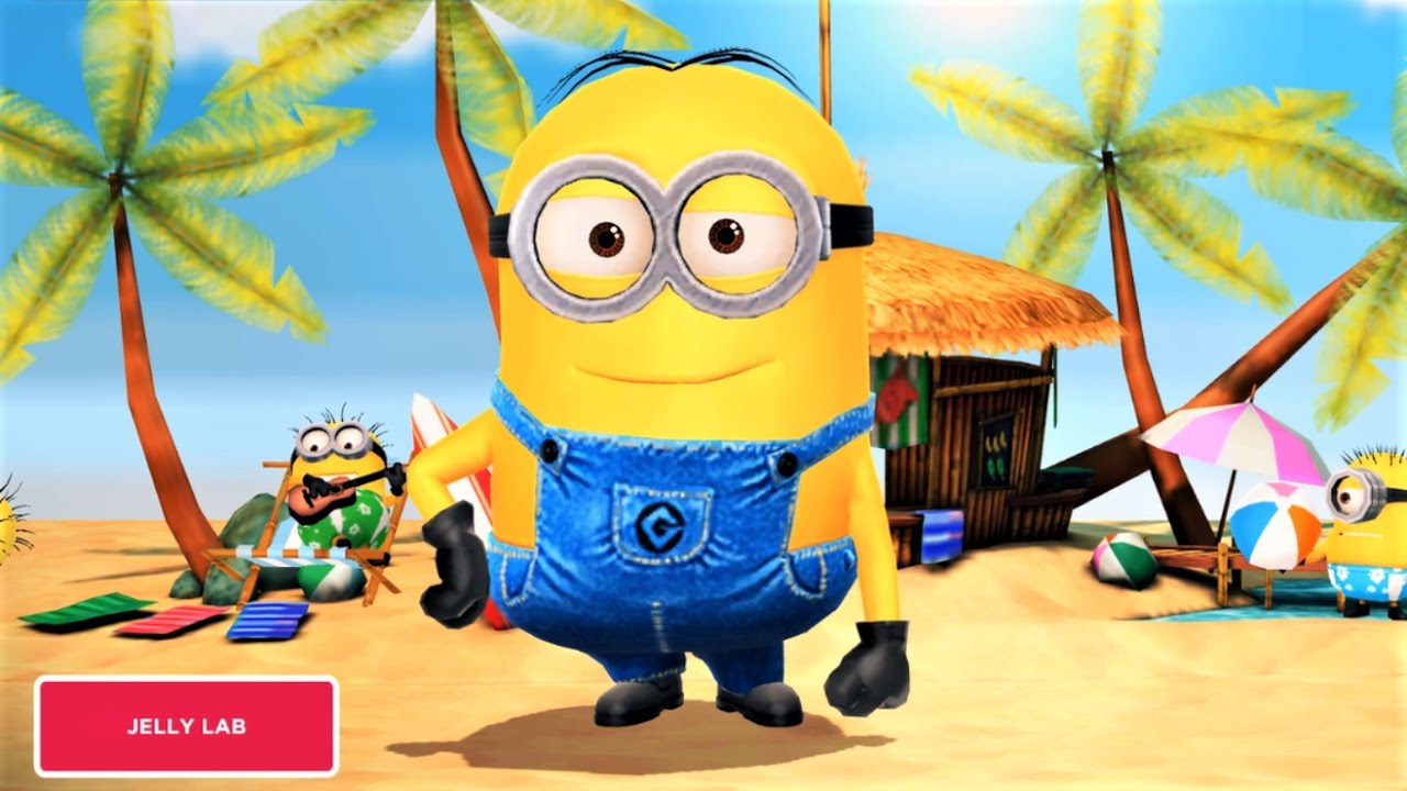 Despicable Me 2   Minion Rush Bob Vs Evil Minions Games For Kids