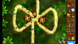 Bloons Monkey City: Sticky Sap Plant Walkthrough