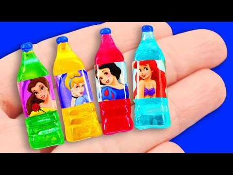 16 DIY Barbie Hacks + huge LOL Dollhouse! Barbie hair pins, shoes, acrylic paint, bags, and more!