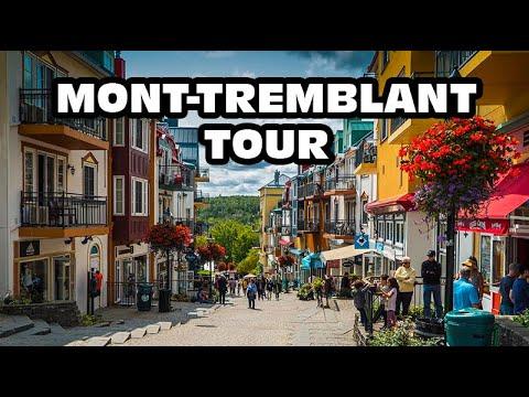 Mont Tremblant - Canada Best Village