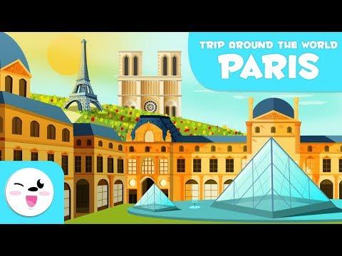 Paris - Educational Trip Around The World