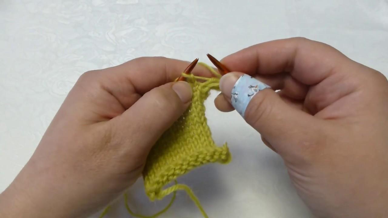 Hvordan strikke rett og vridd rett