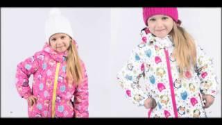 зимняя коллекция детской одежды гулливер