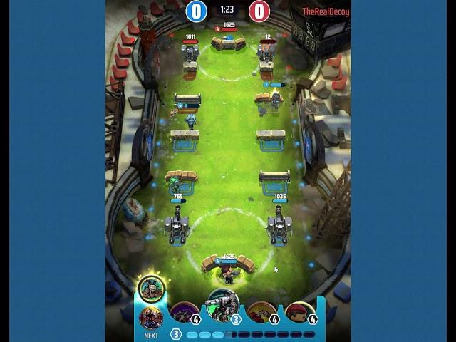 Gears POP! PC Windows 10 gameplay - Quick match