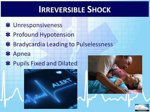 EMT 4-1:Overview of Shock