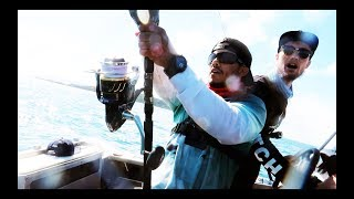 Struggling To Fight The Strongest Fish In The Sea - Island Life EP2 - With Cavy n Briggsy
