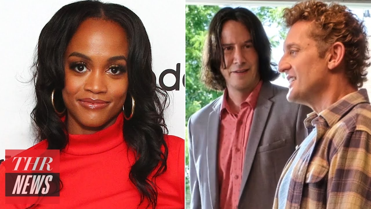 Rachel Lindsay Demands 'Bachelor' Franchise Address Racism, 'Bill & Ted Face the Music'   THR News