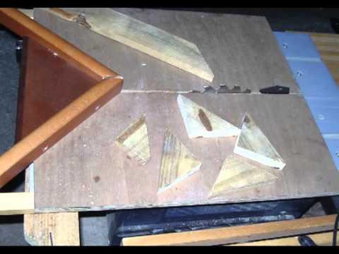 Gu a de madera para sierra circular 2 gu a corte a 45 - Sierra circular madera ...