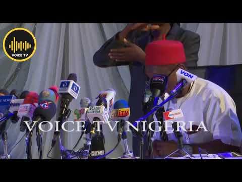 Nigeria Pres. 2019 Election: Enugu State Result