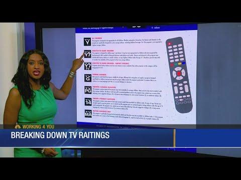 Understanding TV ratings like