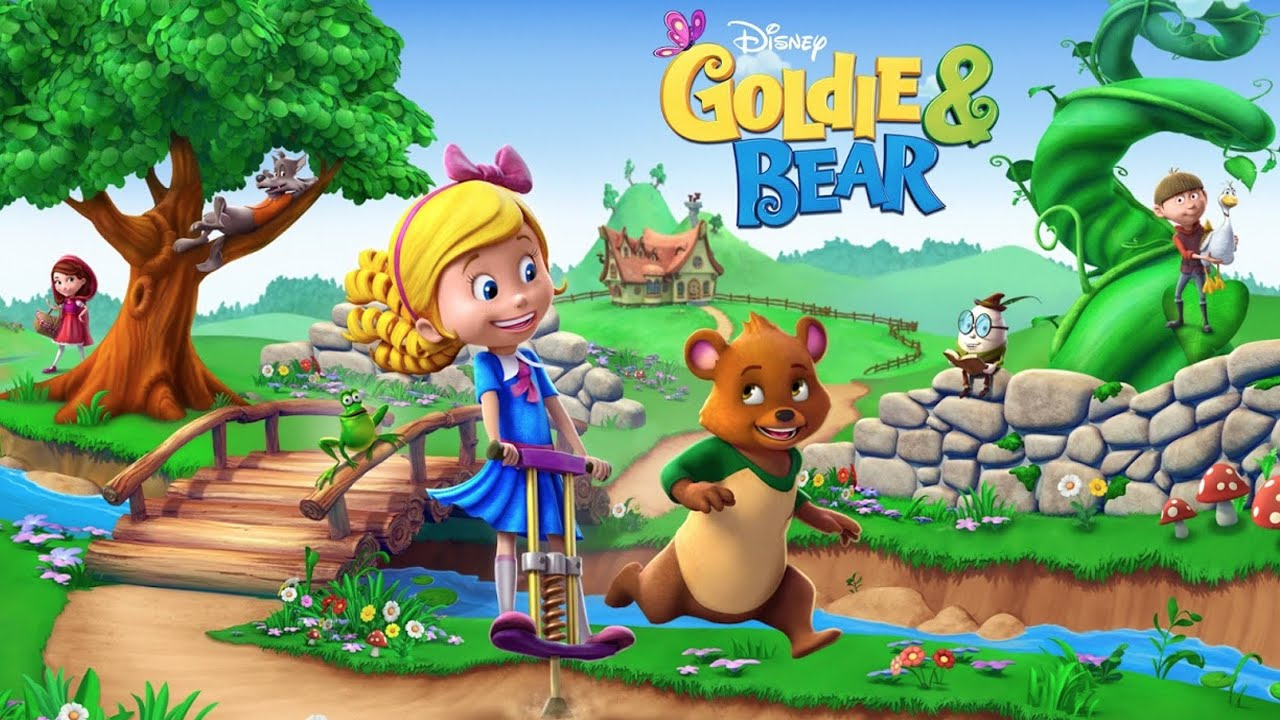 It's just an image of Shocking Pictures of Goldie and Bear