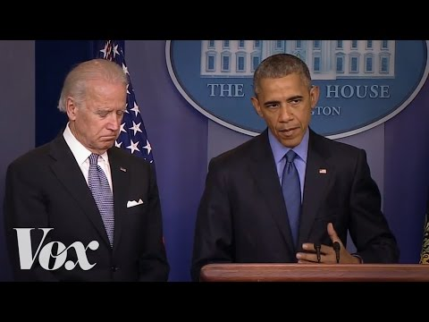 7 years, 7 mass shootings, 7 distraught speeches from Obama