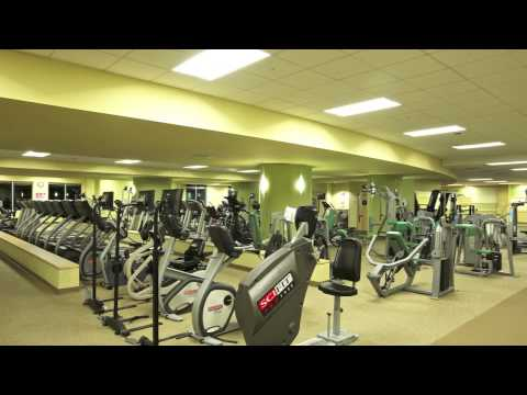 Tour of the Saint Mary's Center for Health & Fitness