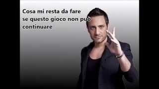 Cosa mi resta da fare - Gianluca Capozzi - Karaoke