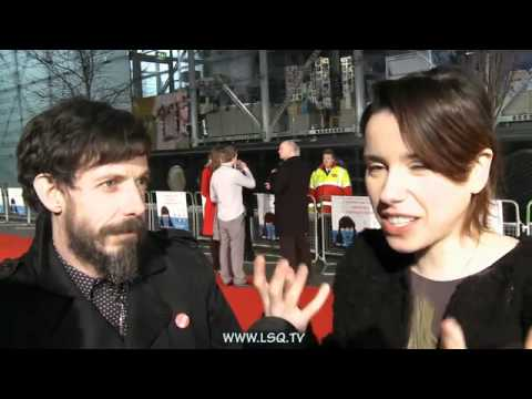 Sally Hawkins and Noah Taylor Submarine UK Premiere Part 2 of 2