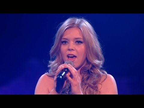 Becky Hill performs 'Like A Star' - The Voice UK - Live Semi Finals - BBC One
