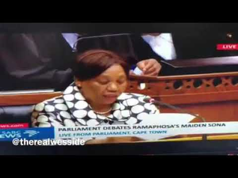 Minister of education South Africa