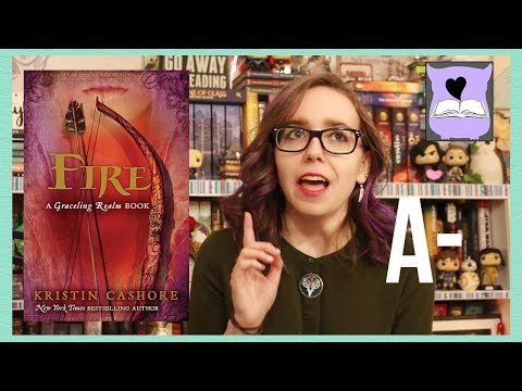 Fire - Spoiler Free Book Review