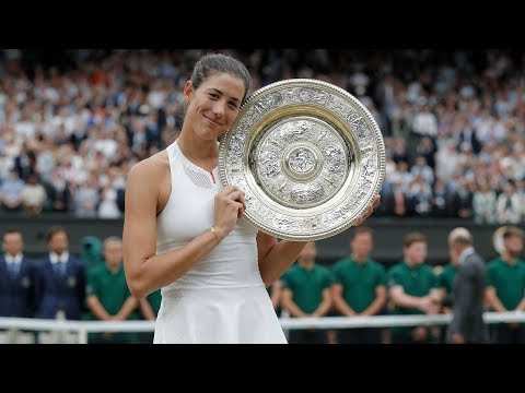 Wimbledon 2017: Garbiñe Muguruza beats Venus Williams in women's final