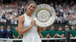 Wimbledon 2017: Garbiñe Muguruza beats Venus Williams in women's final thumbnail