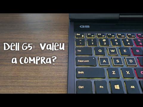 Dell G5 Com RTX 2060: Valeu A Pena Comprar Este Notebook!