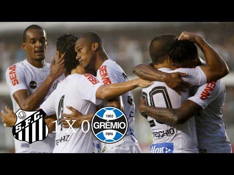 Santos 1 X 0 Grêmio(HD)Melhores Momentos E Gols ( Brasileirão ) 19/11/2017