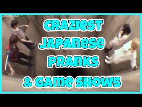 10 Craziest Japanese Prank/Game Shows Ever Made