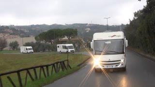 Con i motorhome Carthago in viaggio: dai marmi di Carrara fino alle Pievi di Camaiore