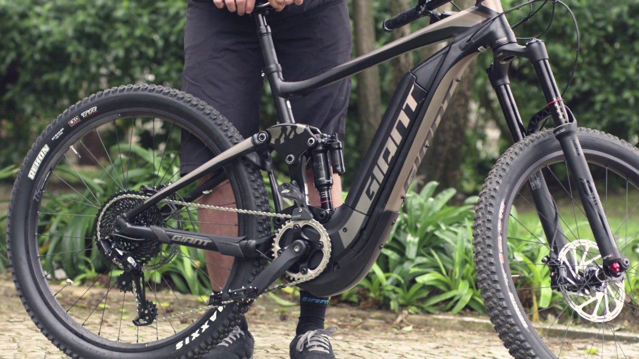 giant bicycles how to set up e mtb suspension youtube. Black Bedroom Furniture Sets. Home Design Ideas