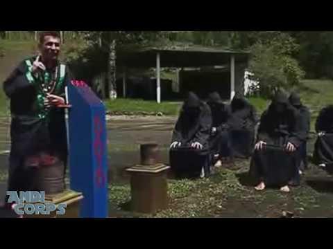 Mengerikan !!! Ritual Iblis (Satanic) Yang Terekam Kamera