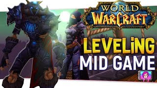 "🤬 ""World of Warcraft"" Mid Game Review Leveling 