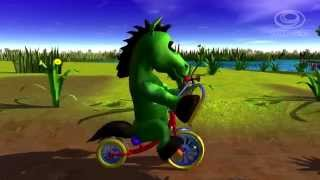 Green Horse - Kids Songs & Nursery Rhymes