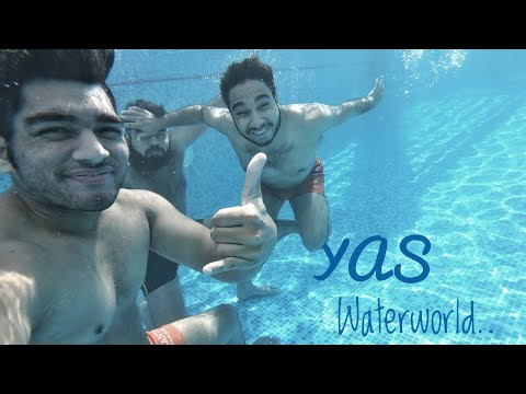 YAS WATERWORLD | YAS ISLANDS | ABU DHABI | VLOG 6