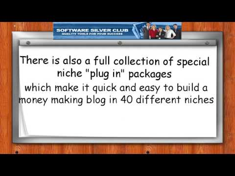 WordPress niche blog empire-Software Silver Club